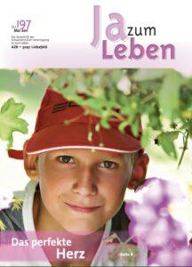 Titelbild Zeitschrift Ja zum Leben Mai 2011