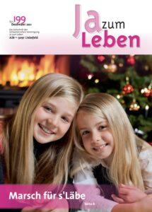 Titelbild Zeitschrift Ja zum Leben Dezember 2011