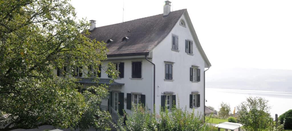 Haus Mutter und Kind in Uerikon - Ja zum Leben Schweiz